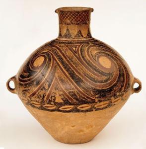 Yangshao pottery