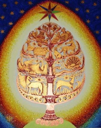 Символическое изображение.