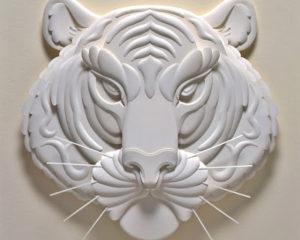 Маска тигра