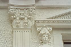 Декор в архитектуре