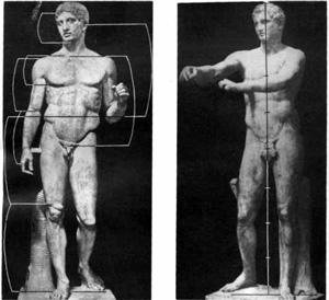 Каноны Древней Греции