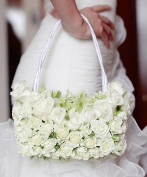 Букет-сумка