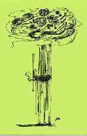 Параллельно-декративная композиция-2